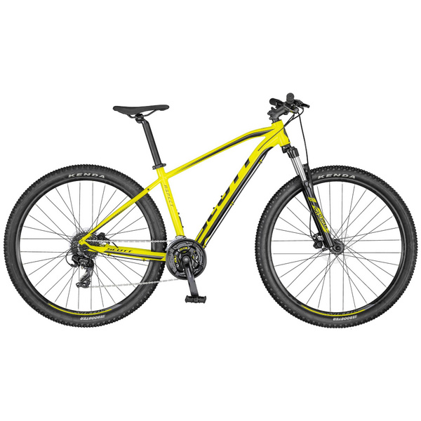 Scott Bike Aspect 760 yellow/black 2020