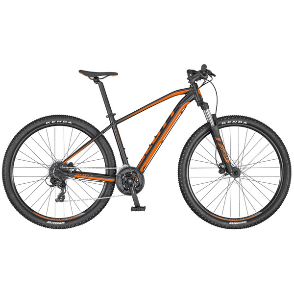 Scott Bike Aspect 760 black/orange 2020