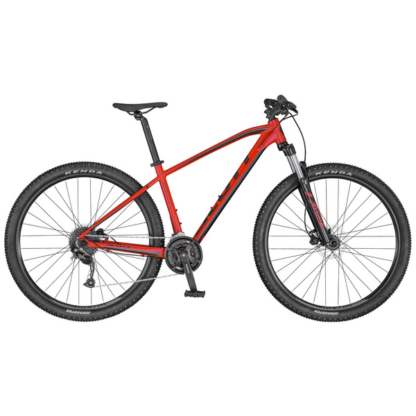 Scott Bike Aspect 750 red/black 2020