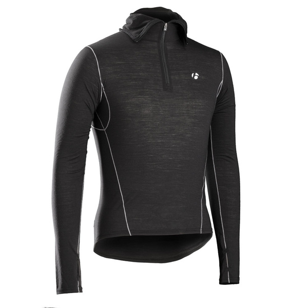 Bontrager B2 Hooded Long Sleeve Baselayer