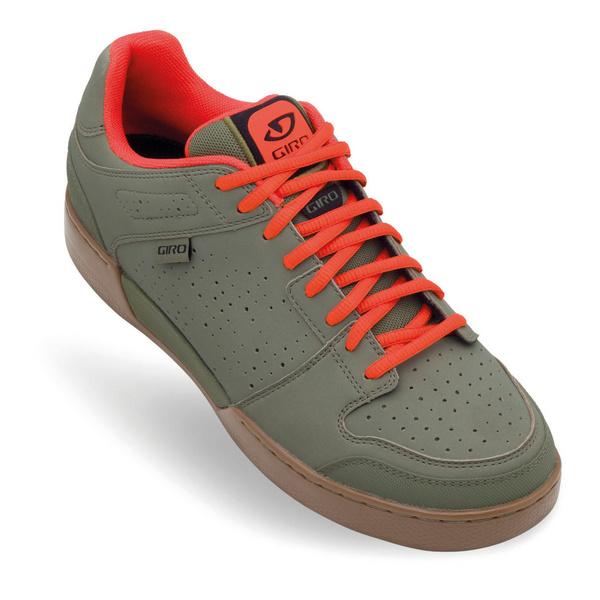 Giro Jacket Mtb Cycling Shoes Green/Red 44
