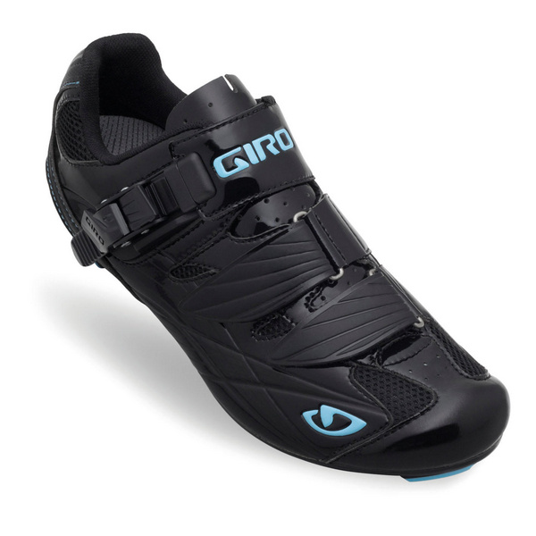Giro Solara Women'S Road Cycling Shoes Black/Blue 36