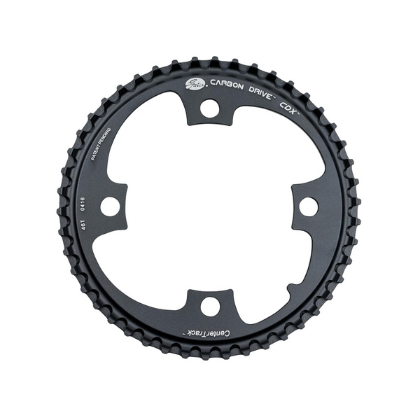 Gates Center Track Belt Drive Chainrings