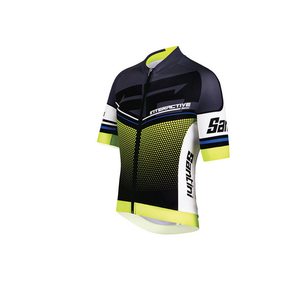 FS94775INT3 - Santini Interactive 3 Short Sleeve Jersey
