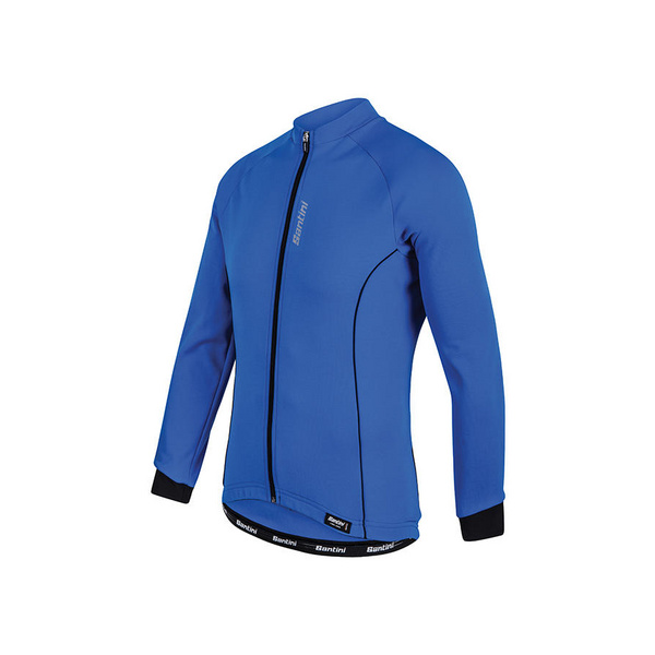 SANTINI ORA LONG SLEEVE THERMOFLEECE JERSEY