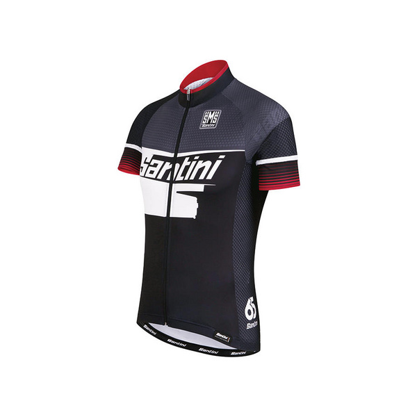 SANTINI ATOM 2.0 UV PROTECTION SHORT SLEEVE JERSEY