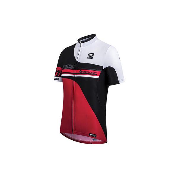 FS94275AIRFO - Santini Air Form Mesh Short Sleeve Jersey