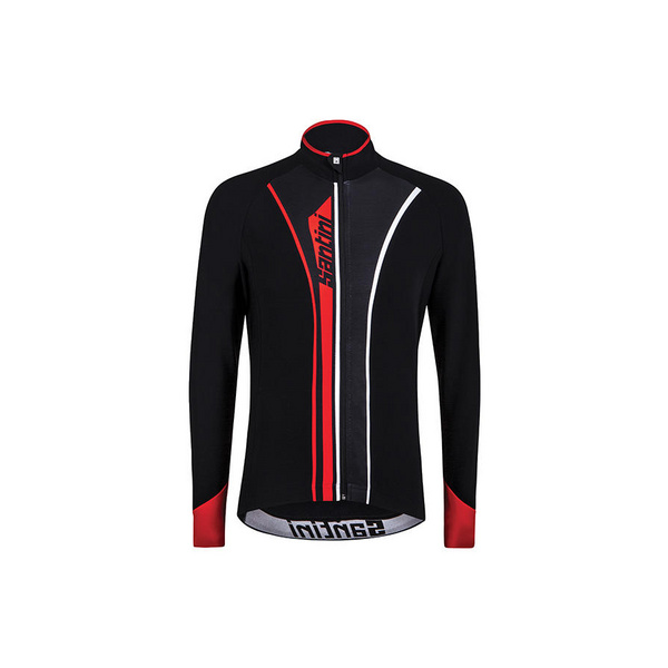 FW216075VEGA - Santini Vega Aquazero Long Sleeve Thermofleece Jersey - AW15