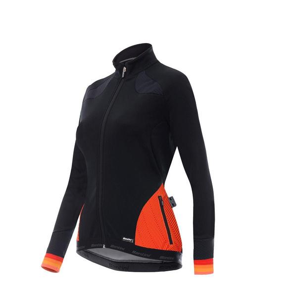 Santini Women'S Coral 2.0 Windstopper Winter Jacket