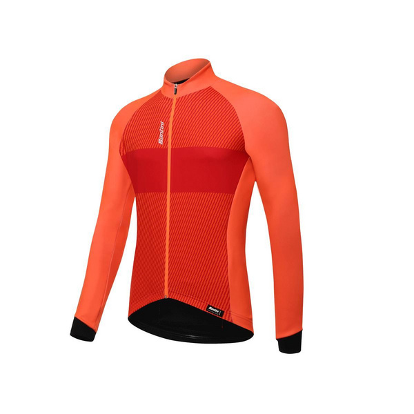 SANTINI FASHION COLLE L/S JERSEY