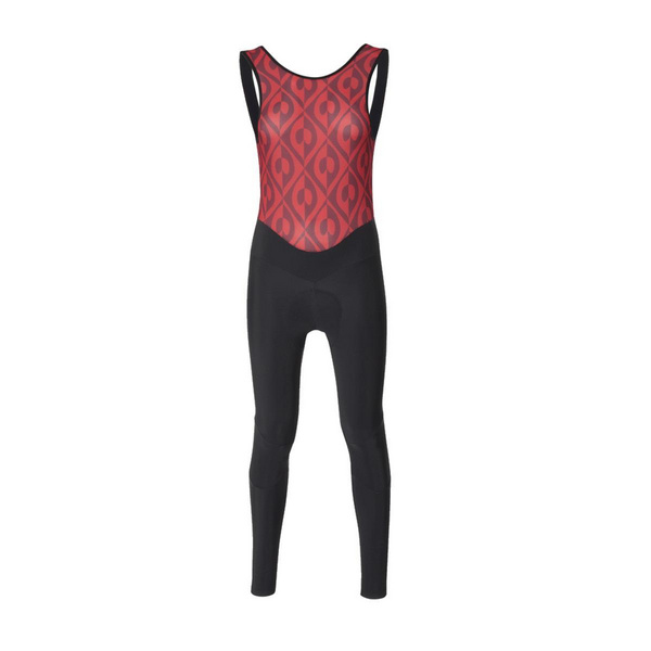 SANTINI FASHION CORAL WOMENS BIB-TIGHTS