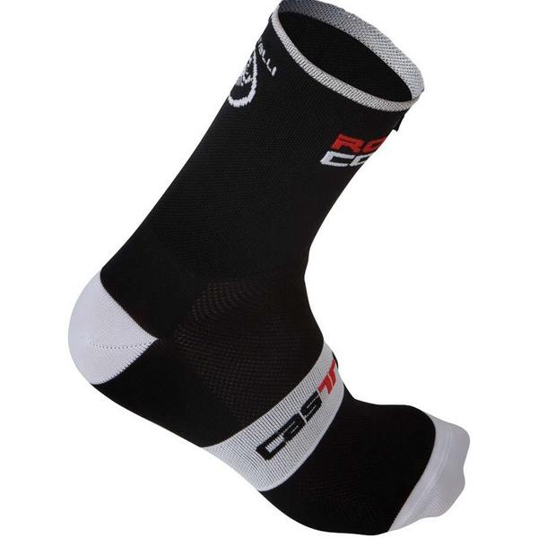 Castelli Rosso Corsa 13 Socks 9047 - Black