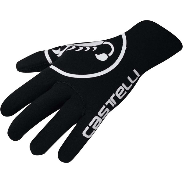 Castelli Diluvio Glove 9523 - Black