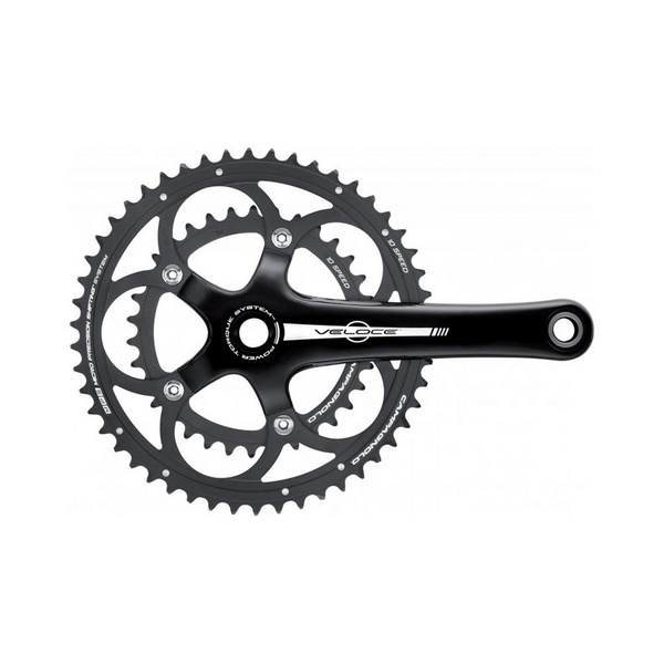 Campagnolo Veloce 10x P-T Black Chainsets