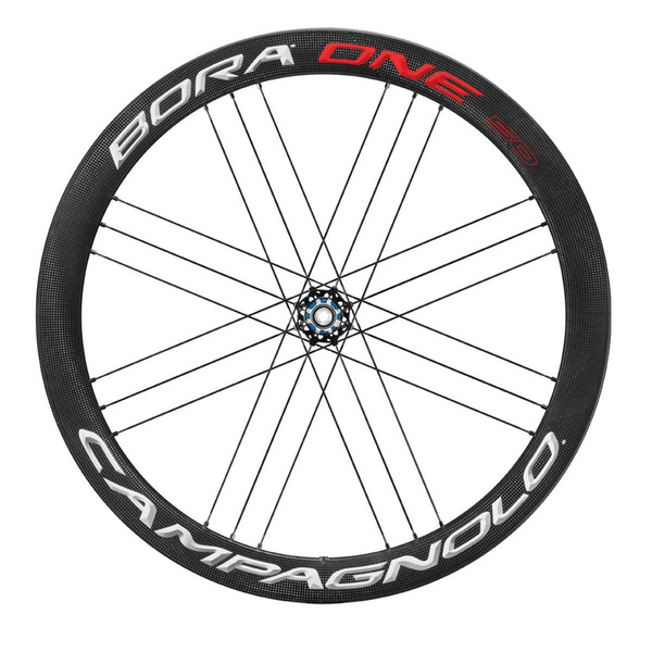 Campagnolo Bora One 50 Wheelset Disc Brake Clincher Hh12/142 Afs