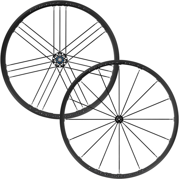 Campagnolo SHAMAL MILLE Wheelset Clincher Campagnolo Black