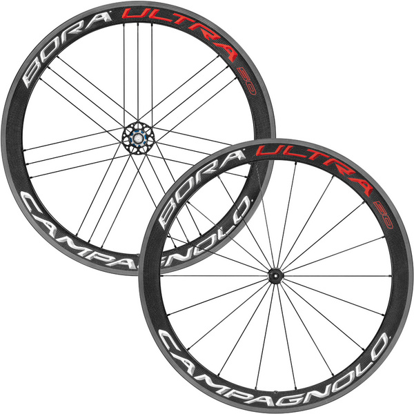 Campagnolo Bora Ultra 50 Cl Dark Label Wheels