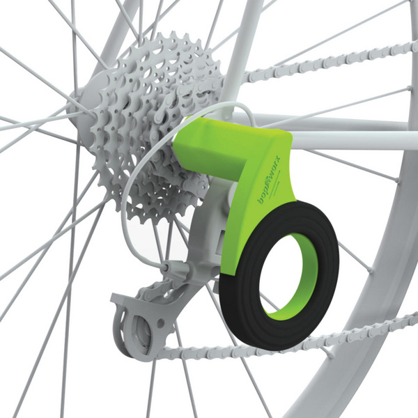 Bopworx Derailleur Guard Travel/Storage Protector