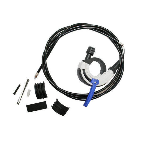Tacx Speedmatic Cable Kit Complete (inc 10 speed Lever & Inner/Outer Cable w/Nipples)