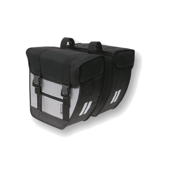 BASIL TOUR DOUBLE PANNIER BAG 26L