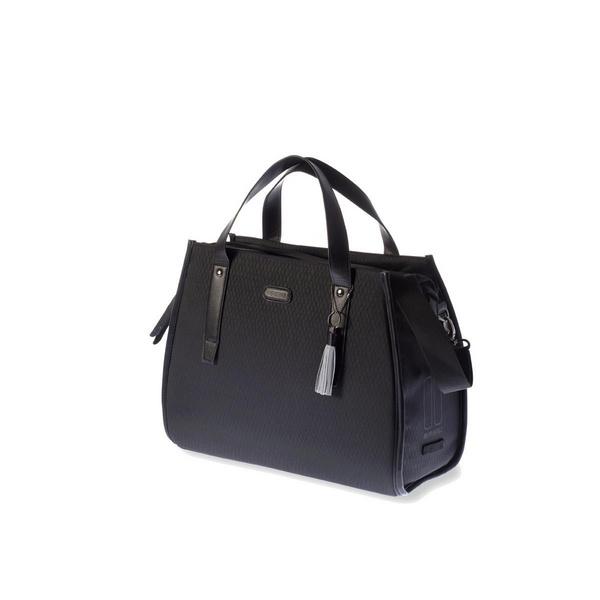 BASIL NOIR BUSINESS BAG BLACK 17L