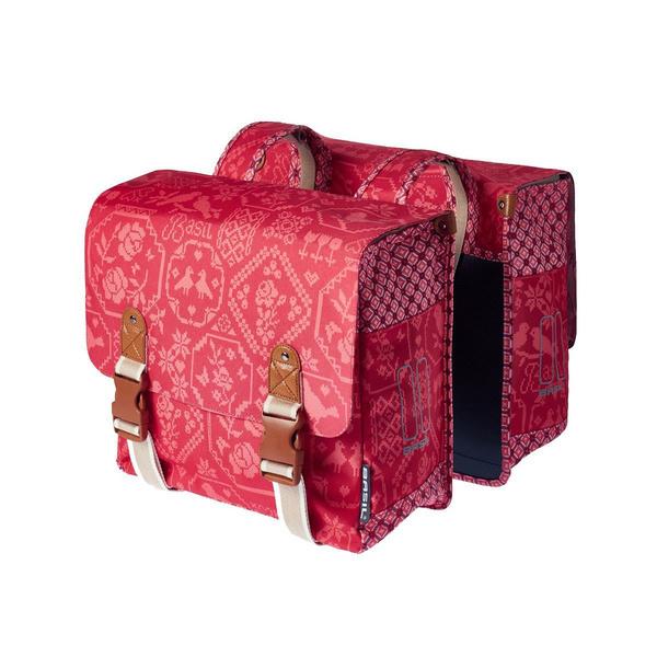 BASIL BOHEME DOUBLE PANNIER BAG 35L