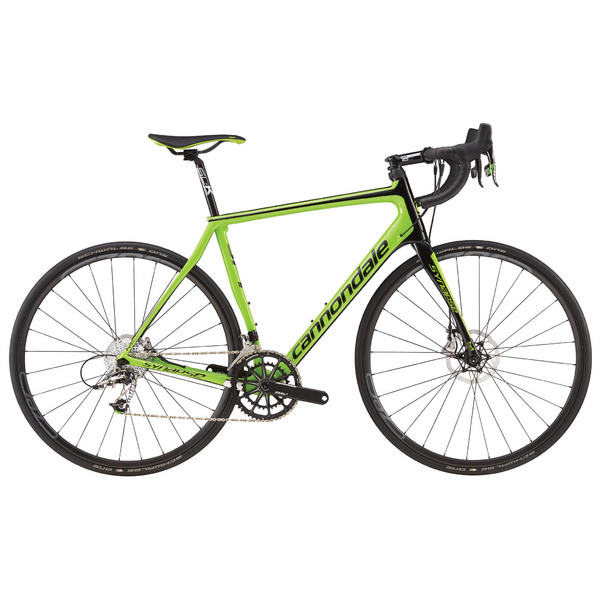 Cannondale Synapse HM Red