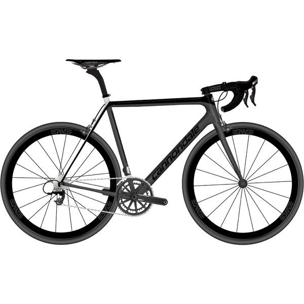 Cannondale 700 M S6 Evo Black Inc