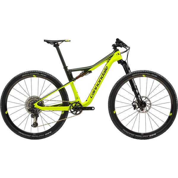 Cannondale Scalpel Si HiMod WC 2019