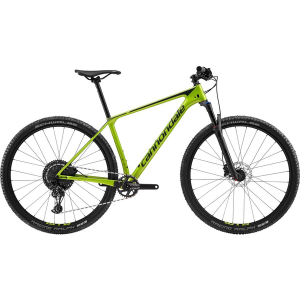 Cannondale F-Si Crb 5 2019