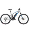 Trek Powerfly 8 LT Plus - Silver;blue