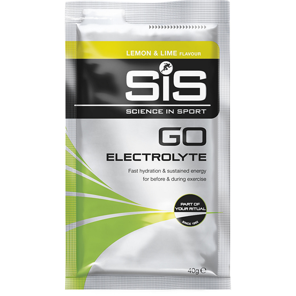 GO Electrolyte drink powder