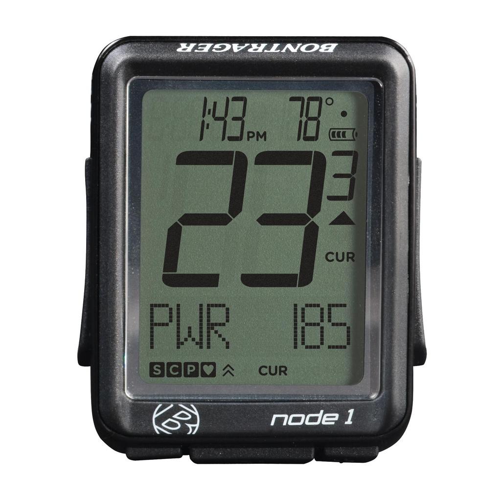 Bontrager Node 1 Digital Cycling Computer