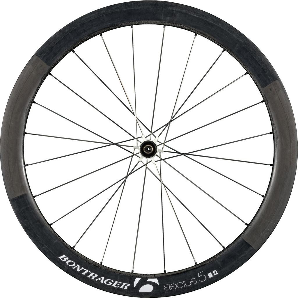 Bontrager Aeolus 5 D3 Tubular Race Shop Limited Road Wheel