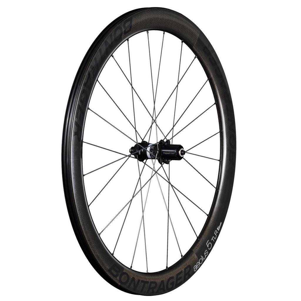 Bontrager Aeolus 5 TLR Disc D3 Clincher Road Wheel
