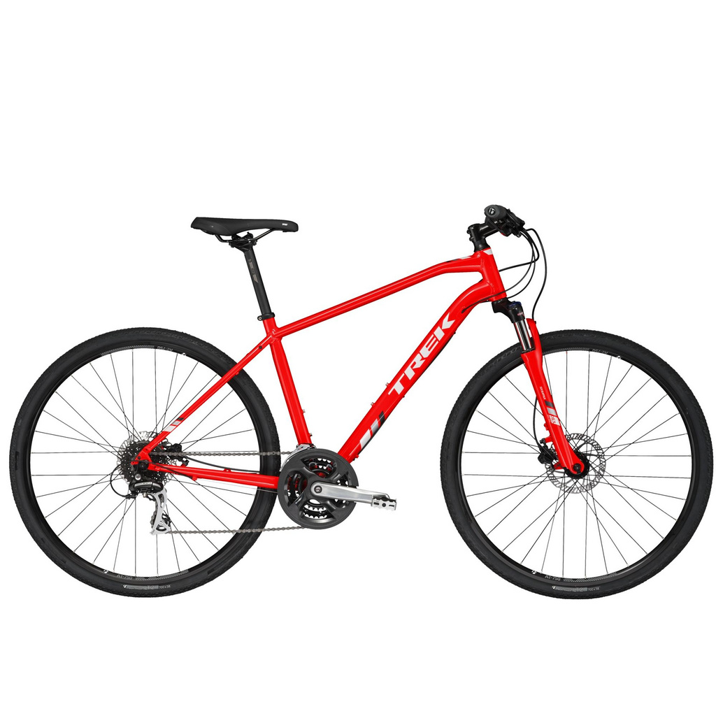 Trek DS 2 - Red