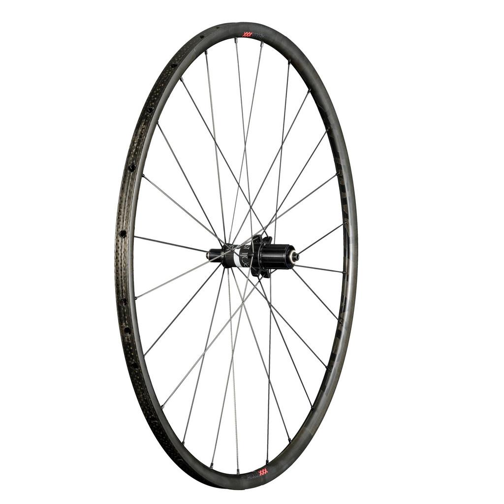 Bontrager Aeolus XXX Tubular Road Wheel - Black