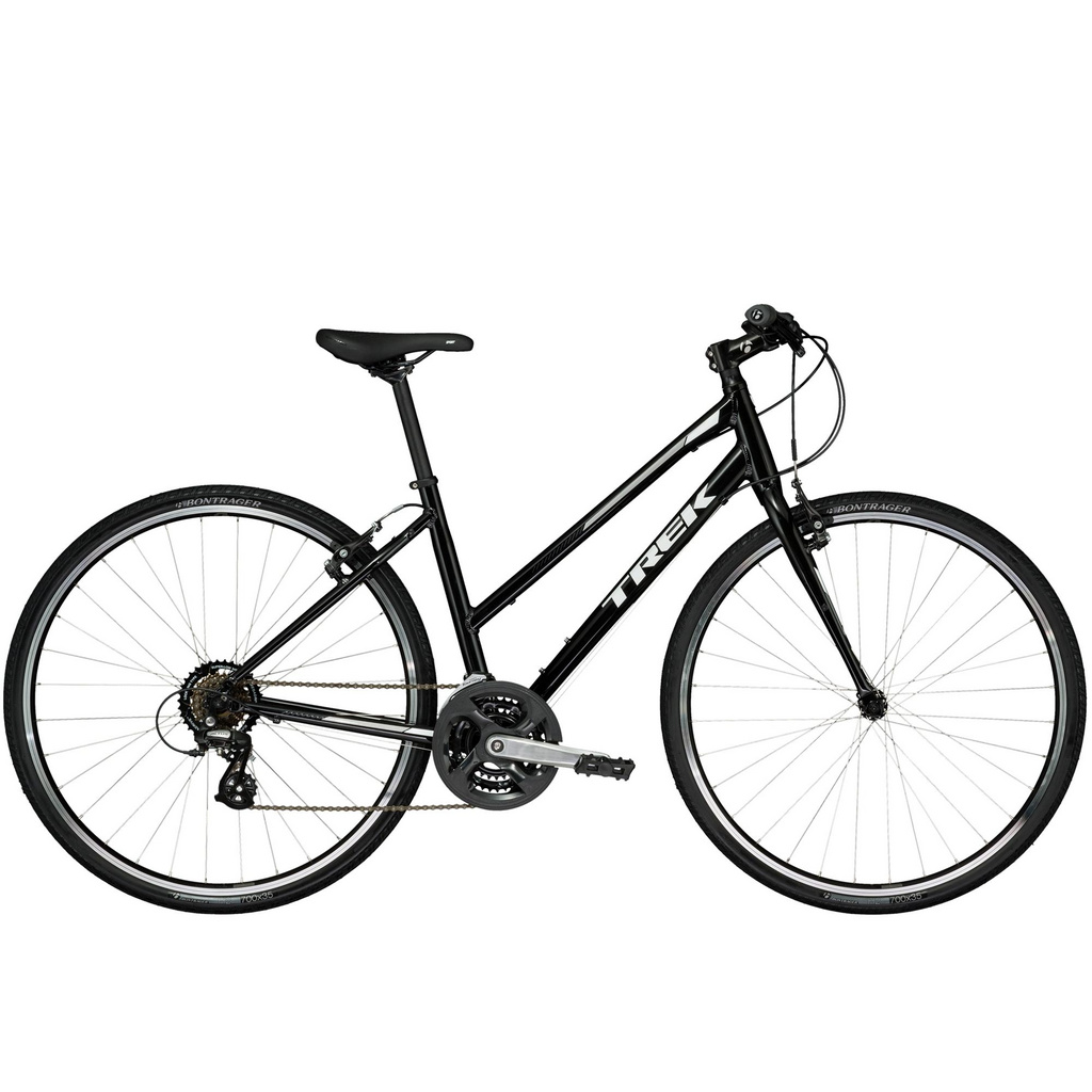 Trek FX 1 Stagger - Black