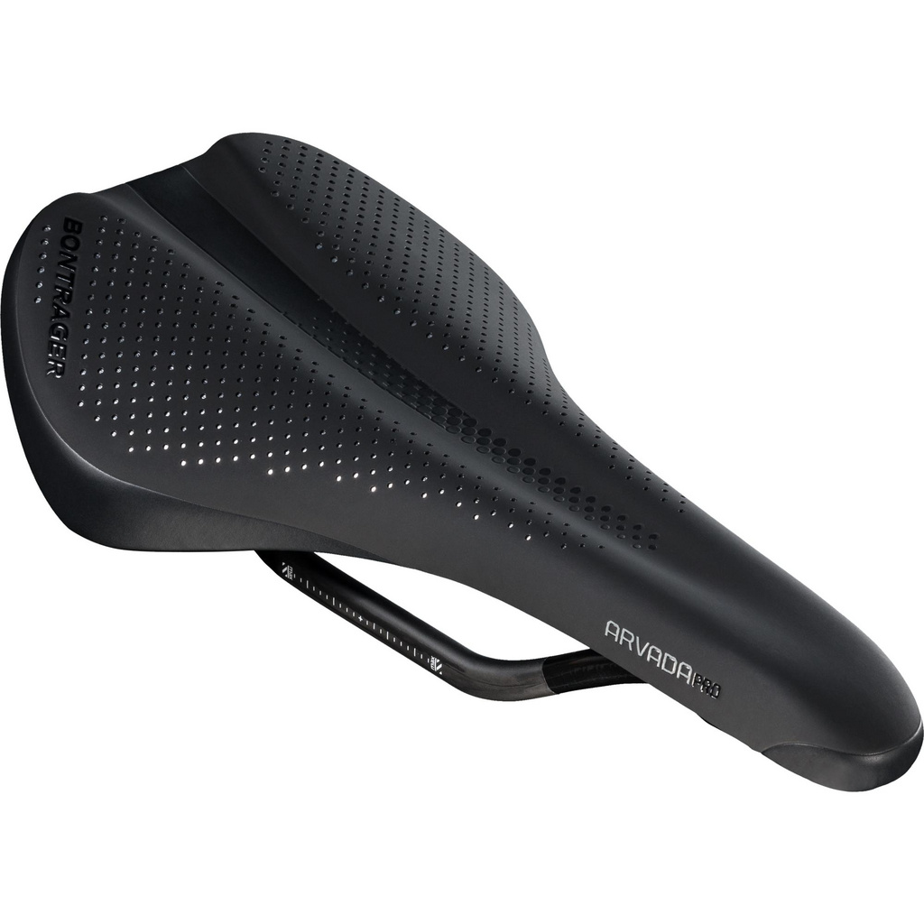 Bontrager Arvada Pro Bike Saddle - Black
