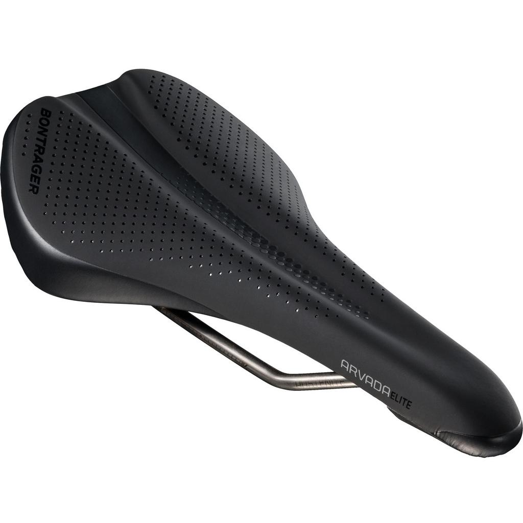 Bontrager Arvada Elite Bike Saddle - Black