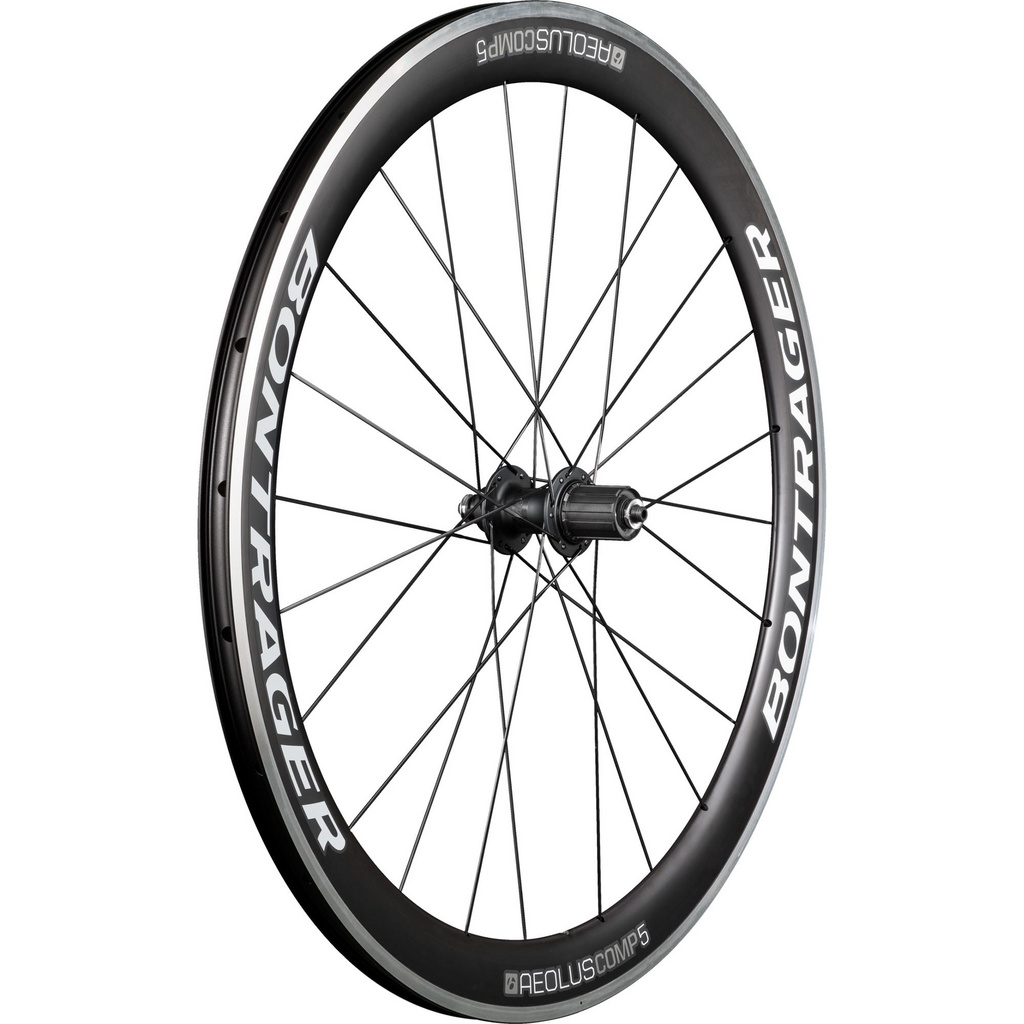 Bontrager Aeolus Comp 5 TLR Road Wheel - Black