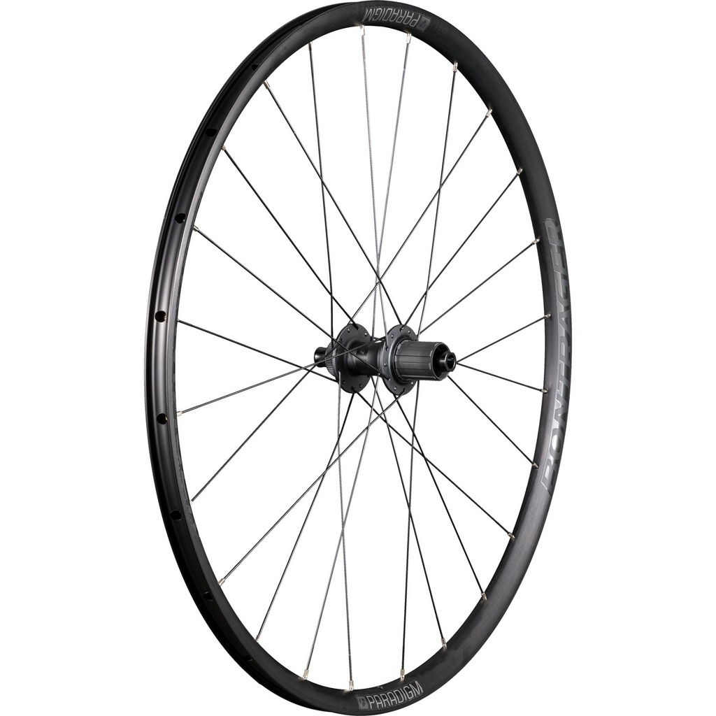 Bontrager Paradigm TLR Disc Road Wheel