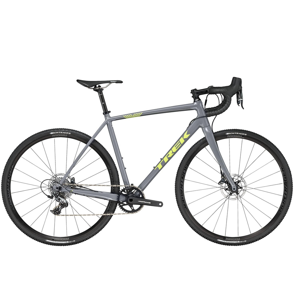 Trek Crockett 7 Disc - Grey