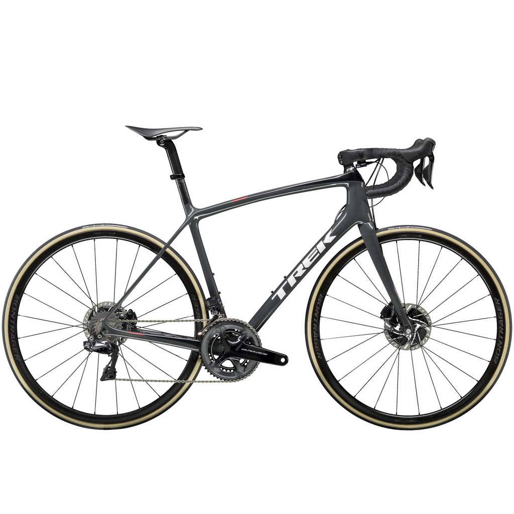 Trek Émonda SLR 9 Disc - Charcoal