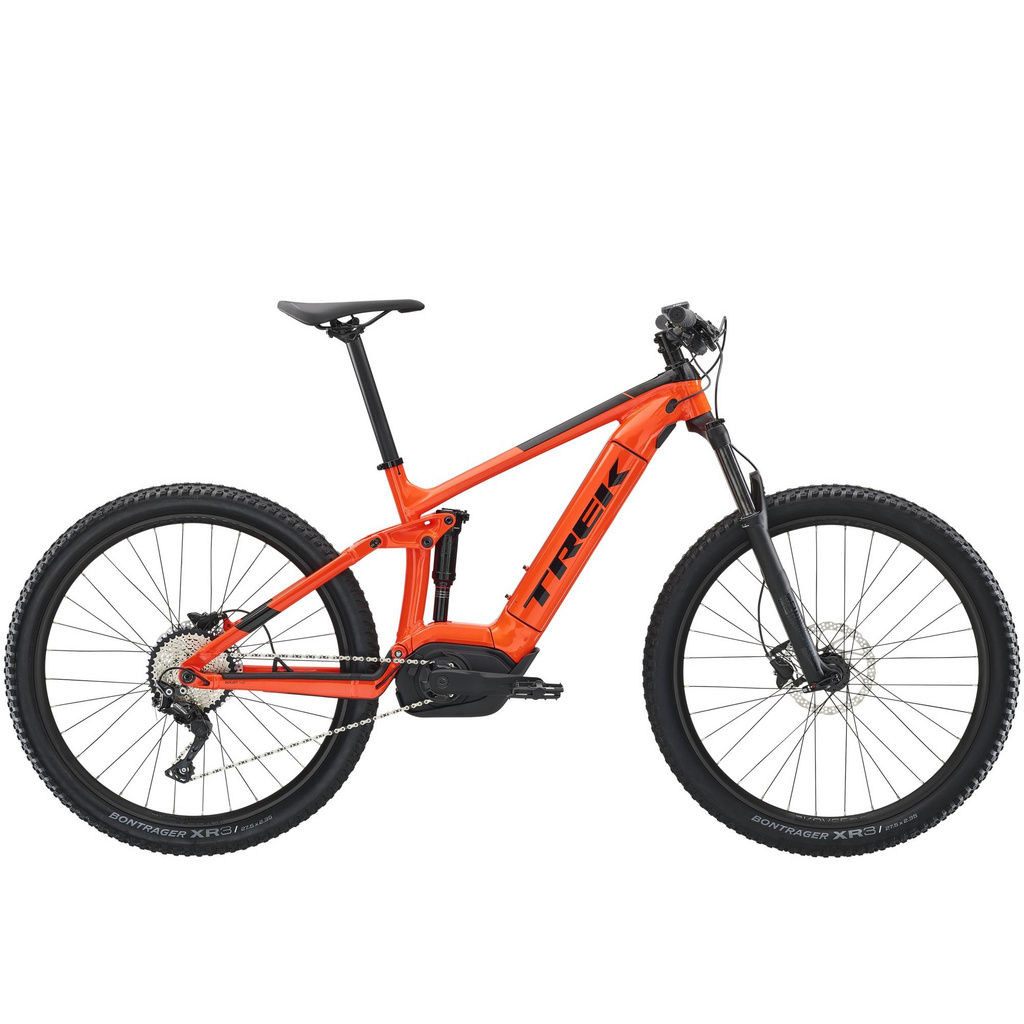 Trek Powerfly FS 5 - Orange