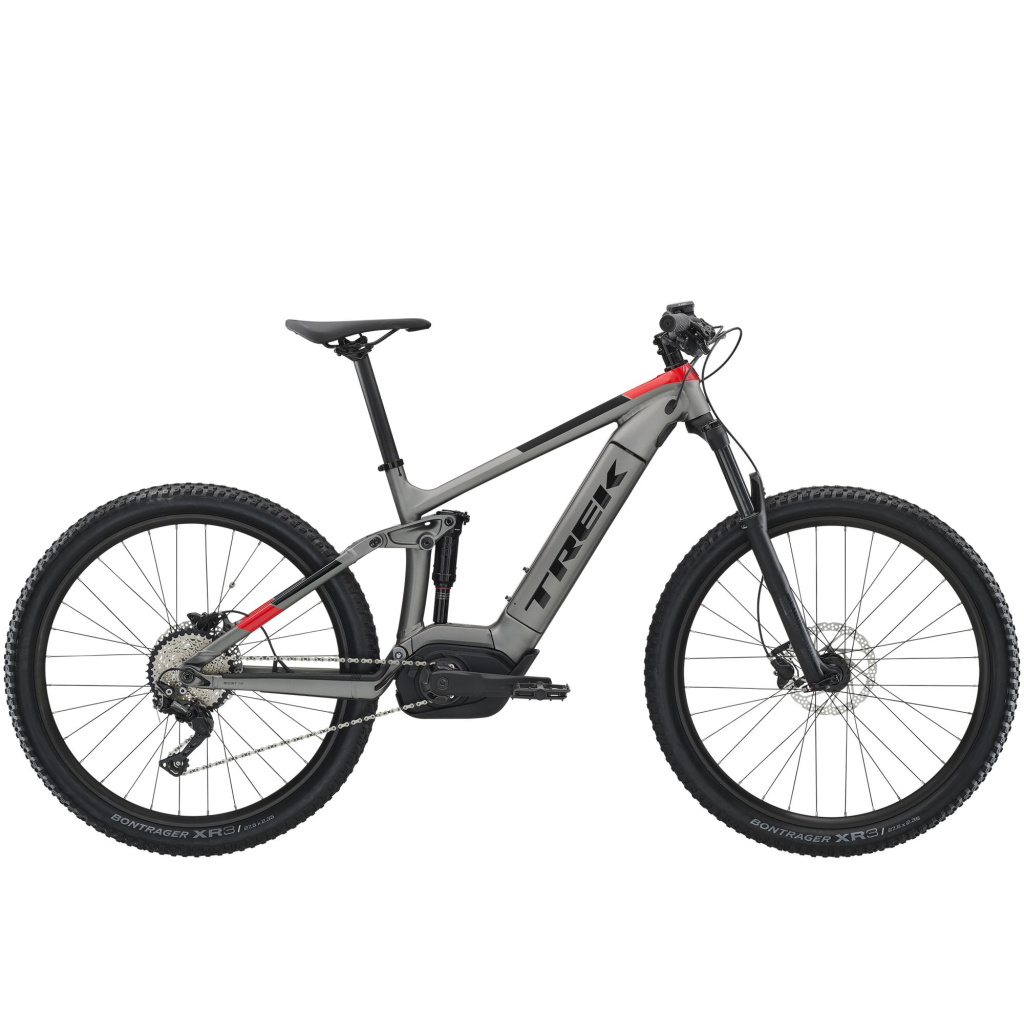 Trek Powerfly FS 5 - Charcoal
