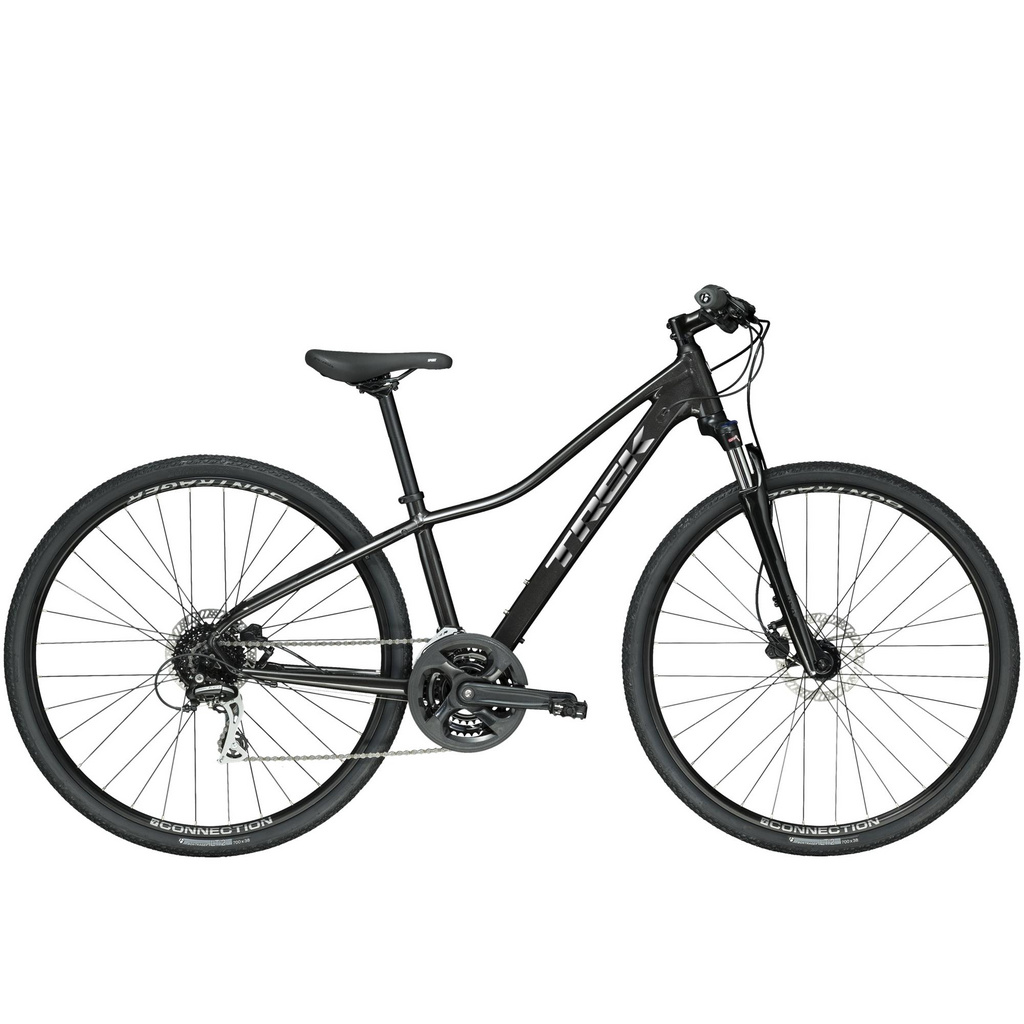 Trek Dual Sport 2 Women's - Black