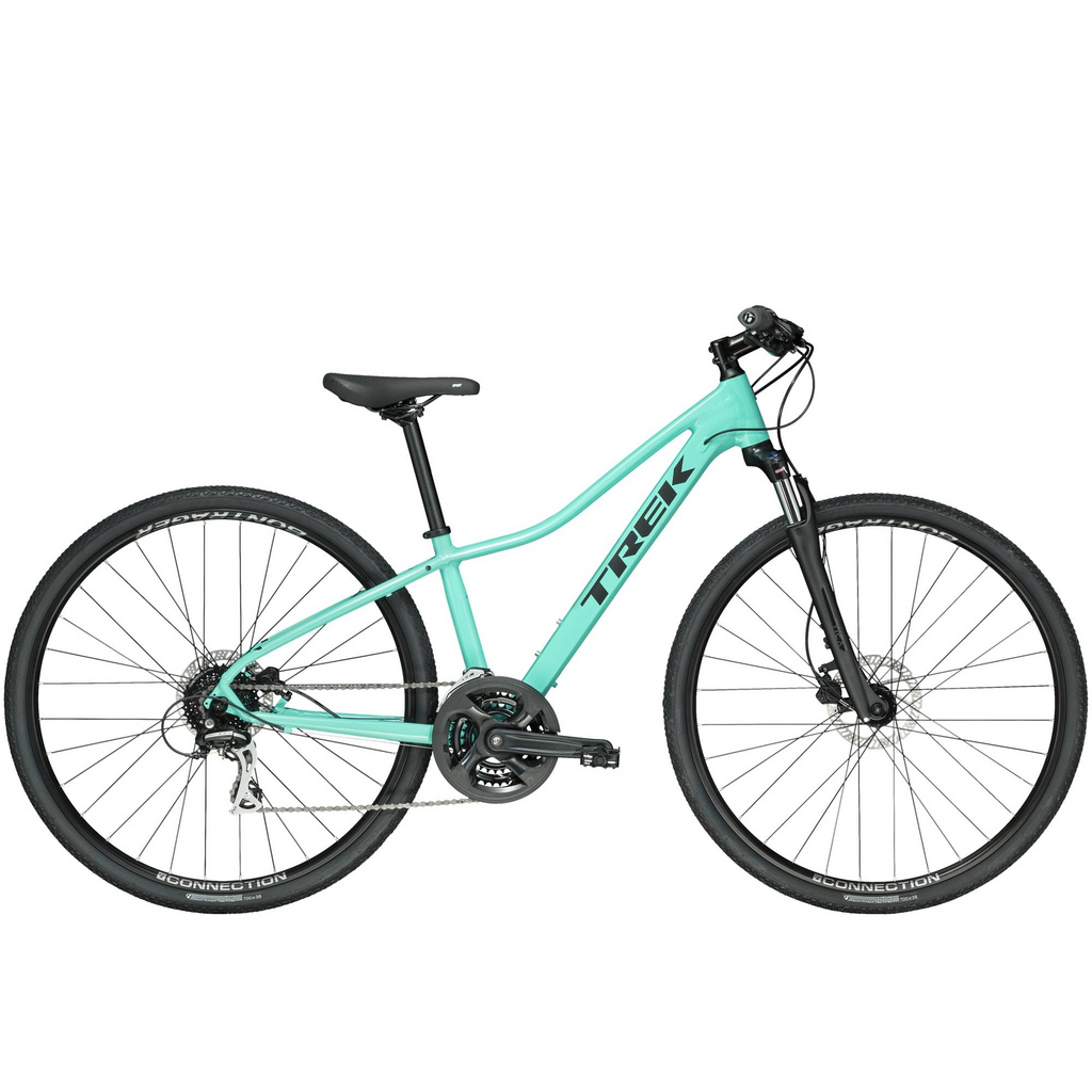 Trek Dual Sport 2 Women's - Green