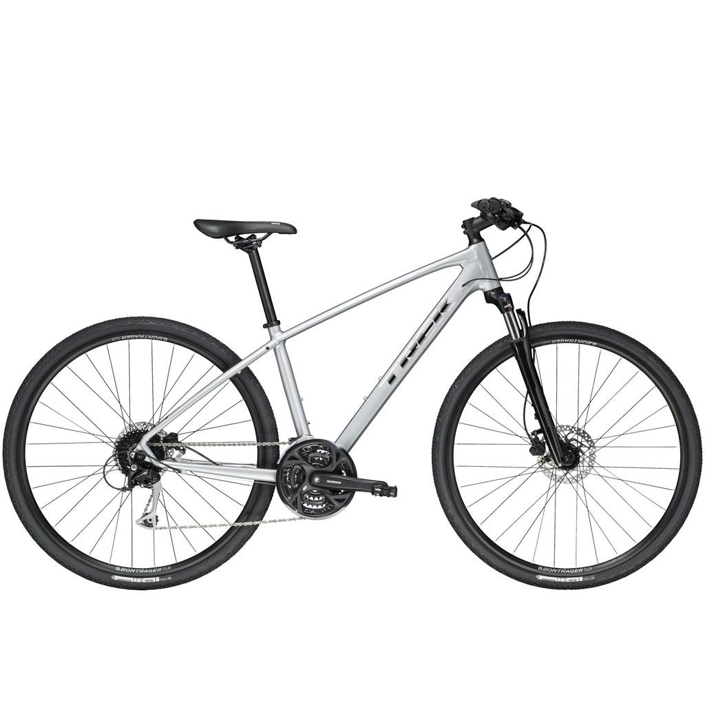 Trek Dual Sport 3 - Silver