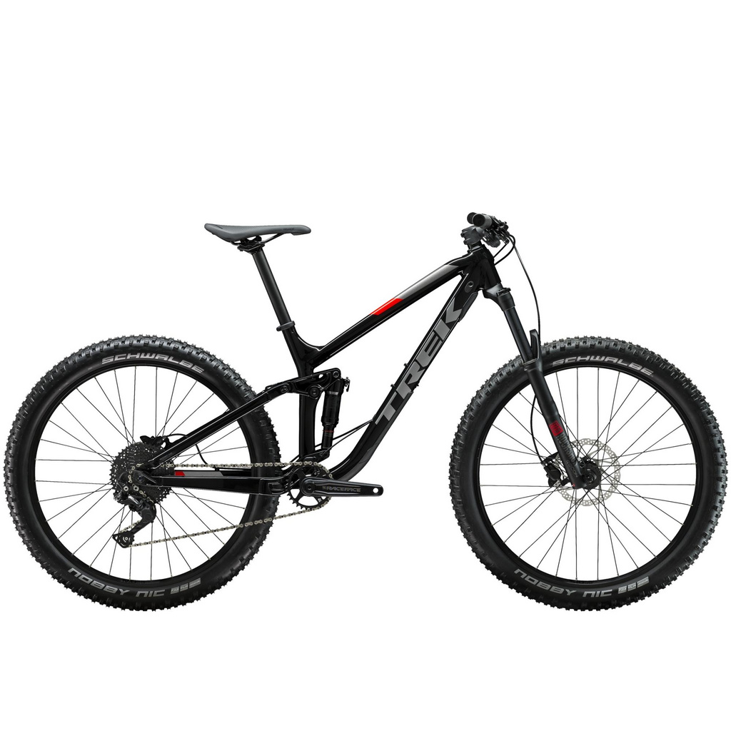 Trek Fuel EX 5 Plus - Black